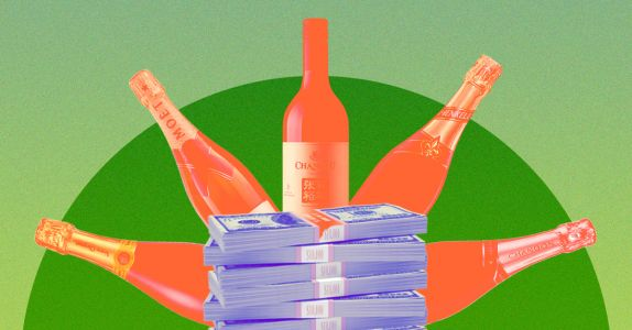 The World's 10 Most Valuable Wine and Champagne Brands (2021)