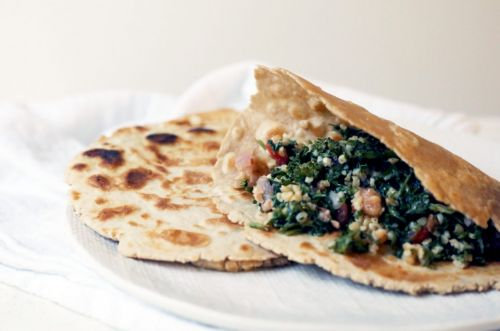 Sprouted Wheat Flatbread: A Nutritious, Simple Recipe