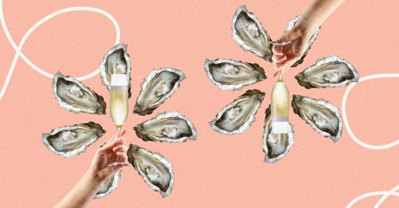 Scientists Have Finally Discovered Why Champagne and Oysters Pair So Well