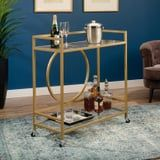10 Stylish Bar Carts From Target That'll Elevate Your Entertaining Space