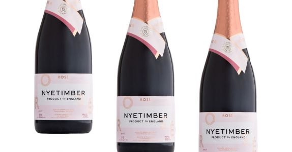 Nyetimber Rosé, West Sussex, England