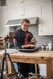 See TikTok Chef Joshua Weissman Cook Up Gourmet Versions of Your Favorite Comfort Foods