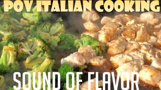 Chicken and Broccoli - Sound of Flavor
