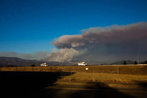 Kincade Fire Brings Major Health Risks to Farmworkers
