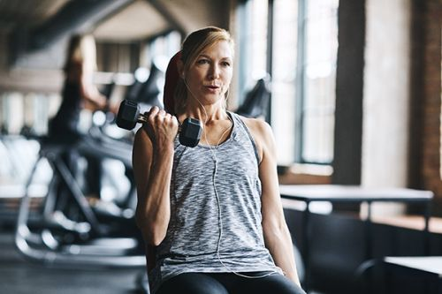 How to Get and Stay Fit Over 40