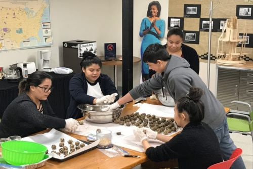 Indigenous Youth Reboot Acorns to Revive Food Sovereignty