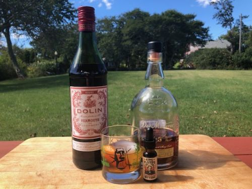 Friday Cocktail Hour: The Palmetto