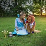 "Any Golden Retriever Dressed as Beast From Beauty and the Beast Can ""Be My Guest"""