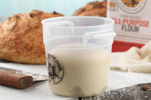 Artisan Sourdough Bread Tips, part 1: Creating and using a stiff starter