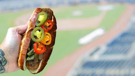 Stadiums Up Their Game with New Meatless Options