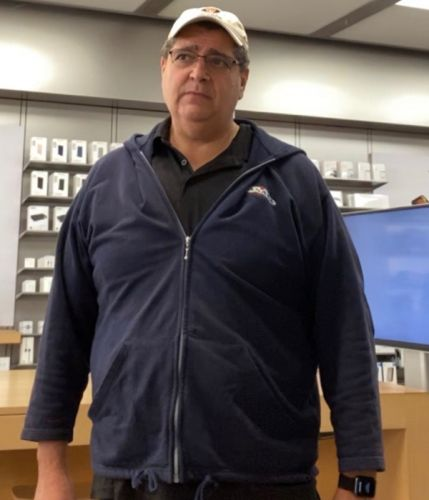 Frank D. Lost 93 Pounds in 10 Months