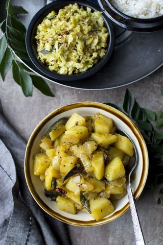 Bombay Aloo: Masala Potatoes