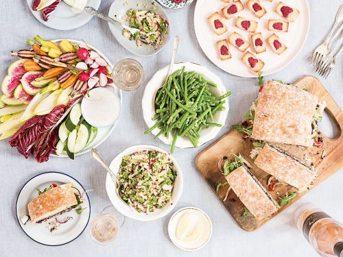 18 Recipes to Help You Create The Perfect Indoor Picnic