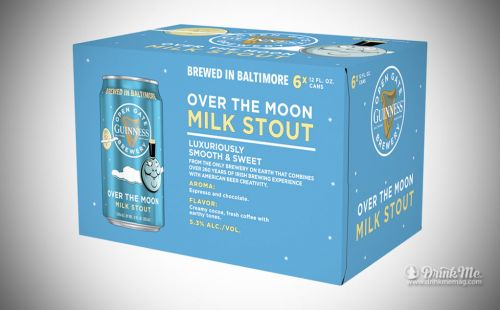 Stout Drinkers Are Over The Moon