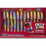 New Froot Loops Candy Canes Are Here, and We Plan on Having Them For Breakfast