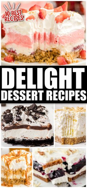 Delight Dessert Recipes
