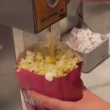This Movie Theater Popcorn Hack Makes Sure Every Layer Is Warm and Buttery