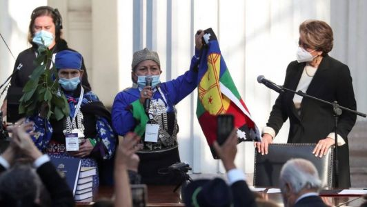 In a historic moment for Latin America, an indigenous Mapuche scholar will lead the construction of a new Chile
