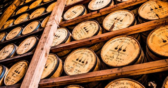 Kentucky Now Has More Barrels of Bourbon Than People