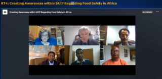 Experts give insight into food safety in Africa