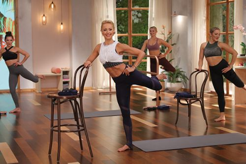 What to Know About Doing a Barre Workout at Home