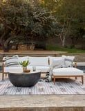 15 Cozy Outdoor Rugs That'll Turn Your Backyard Into a Hangout Dream