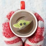 Do or Do Not, We Must Try This Hot-Cocoa Bomb With a Baby Yoda Marshmallow Inside