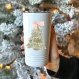 Enjoy Seasonal Sips Out of These Christmas-Themed Coffee Tumblers