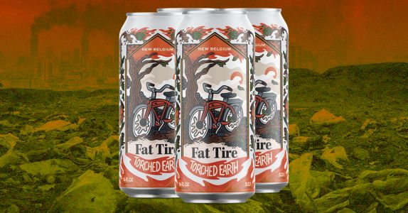 New Belgium's New Fat Tire Beer Tastes Like the Climate Ravaged Future of Our Worst Nightmares