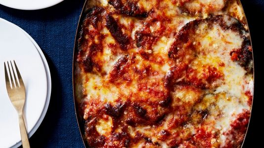 The Best-Ever Eggplant Parmigiana