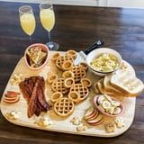 Disney Charcuterie Boards Exist, Because Everything Tastes Better When It's Mickey-Shaped
