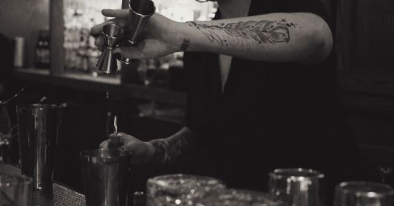 A Day in the Life of a Clover Club Bartender Includes Protein Shakes and Marriage Proposals