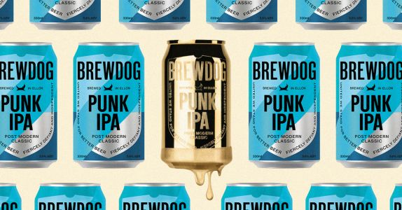 BrewDog Hides 10 Solid Gold Beer Cans in Random 12-Packs
