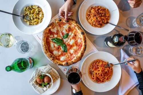 Restaurant Week at Eataly NYC Downtown