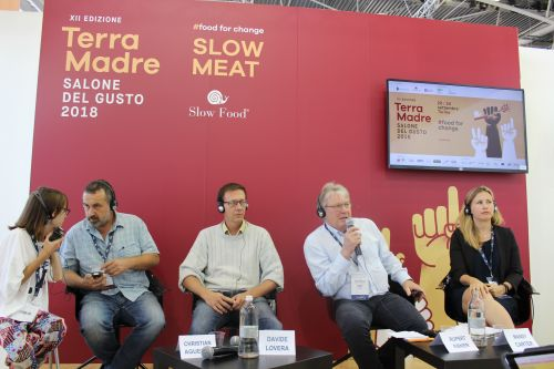 Slow Food Joins the European Citizens' Initiative to End the Use of Cages