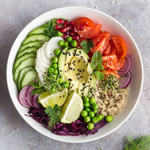 8 Perks of a Plant-Based Diet