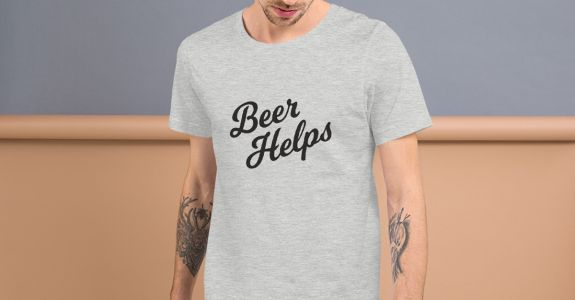 9 Shirts For People Who Love Beer