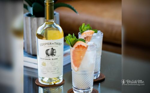 Cooper & Thief's Answer For Wine-Loving Cocktail Enthusiasts