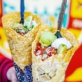 We Didn't Think Tacos Could Get Any Better, but Then Disney Showed Us These Taco Cones