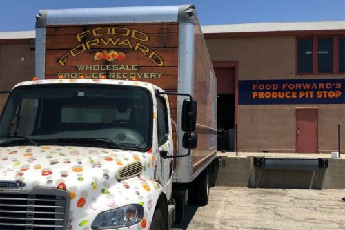 A New Produce Warehouse in Los Angeles Will Prevent Millions of Pounds of Food Waste