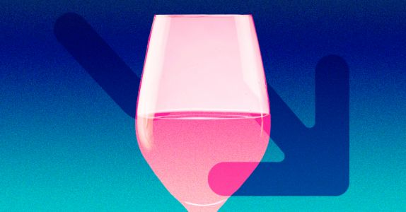 Wine Consumption Collapsed Last Year to Its Lowest Level in Two Decades