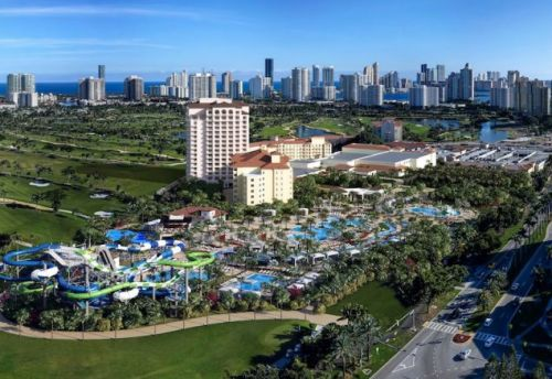 The Classic JW Marriott Miami Turnberry Resort & Spa