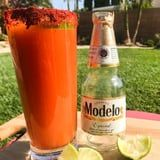 Spice Up Your Life With This Delicious Copycat Disney Michelada Recipe