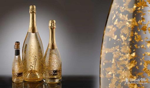 Golden Booze: 5 Drinks With Real Edible Gold