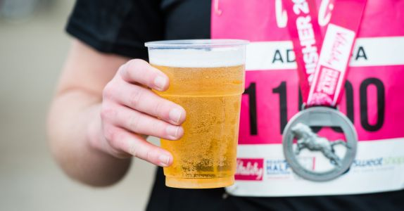 Ask Adam: Is Drinking Beer After Running Good for You?