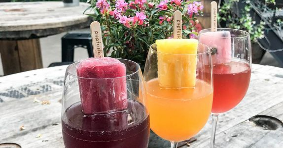 Disney Debuts Cocktail Popsicles at Epcot