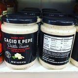 PSA: Trader Joe's Just Dropped a Brand New Cacio e Pepe Pasta Sauce, and It's Only $3!